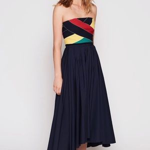Joie Latika Strapless Dress